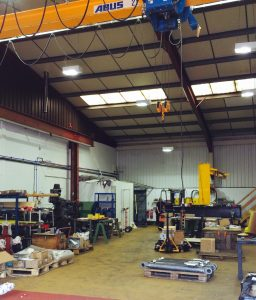 industrial units to lease